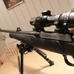 Sauer 202 outback model